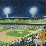 Full Moon over Comiskey Park